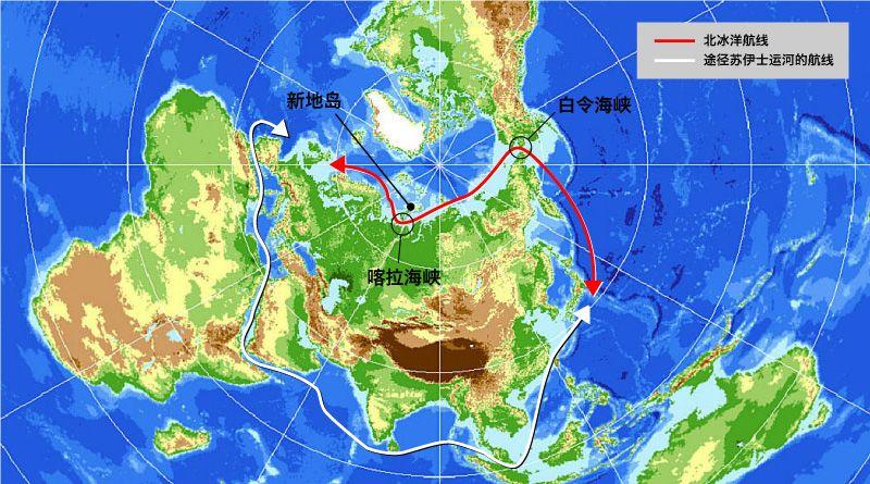 海峡运河_北冰洋航线连接起的日俄关系的未来 | Nippon.com