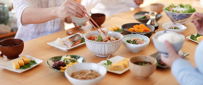 Traditional Japanese Cooking In The Home An Endangered Art Nippon Com