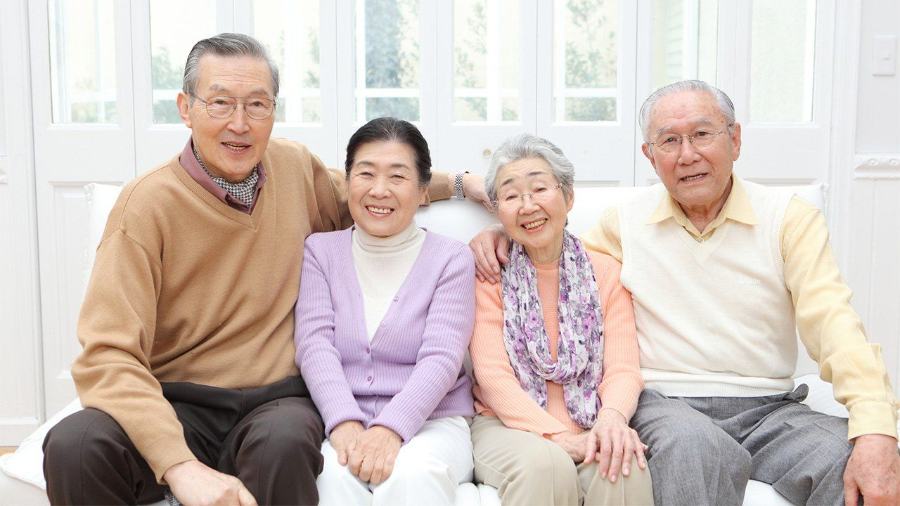 Life Expectancy for Japanese Men and Women at New Record High