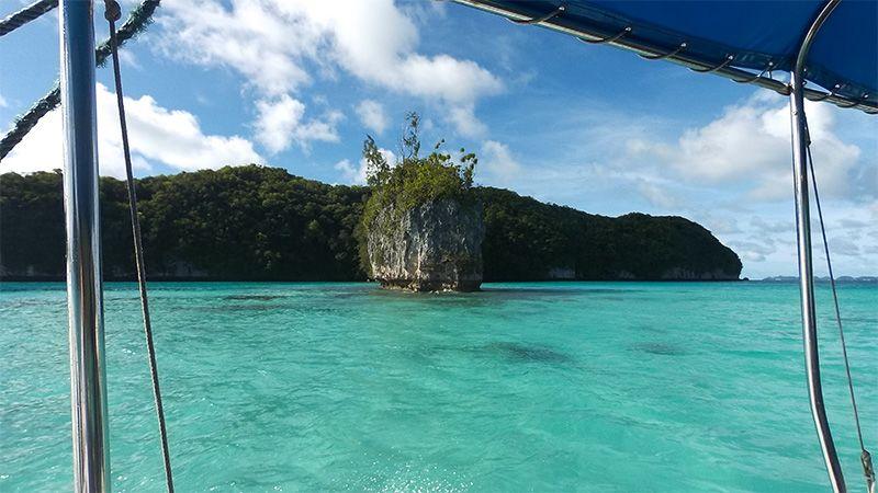 Japan Patrol Vessel Donation to Help Palau Counter Maritime