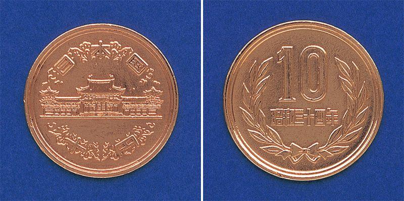 Japanese Coins | Nippon com