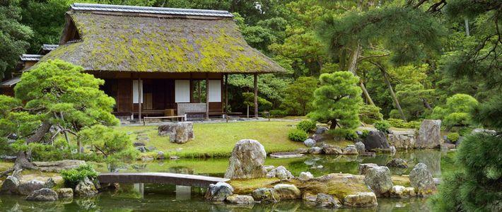 Japanese Gardens Nippon Com
