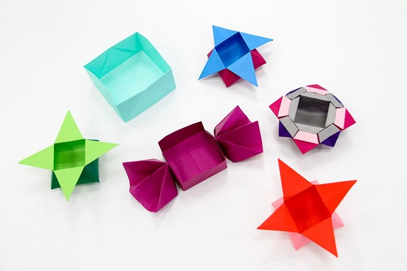 An Introduction To The Art Of Origami | 533x800
