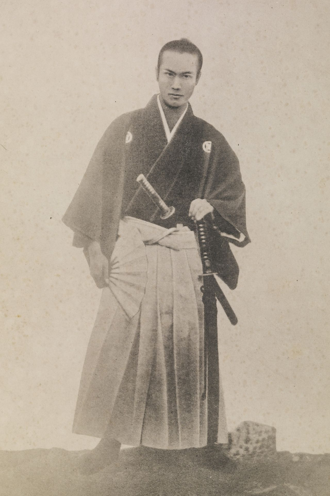 Heikurō was reputedly tall and handsome. (© Shibusawa Memorial Museum)