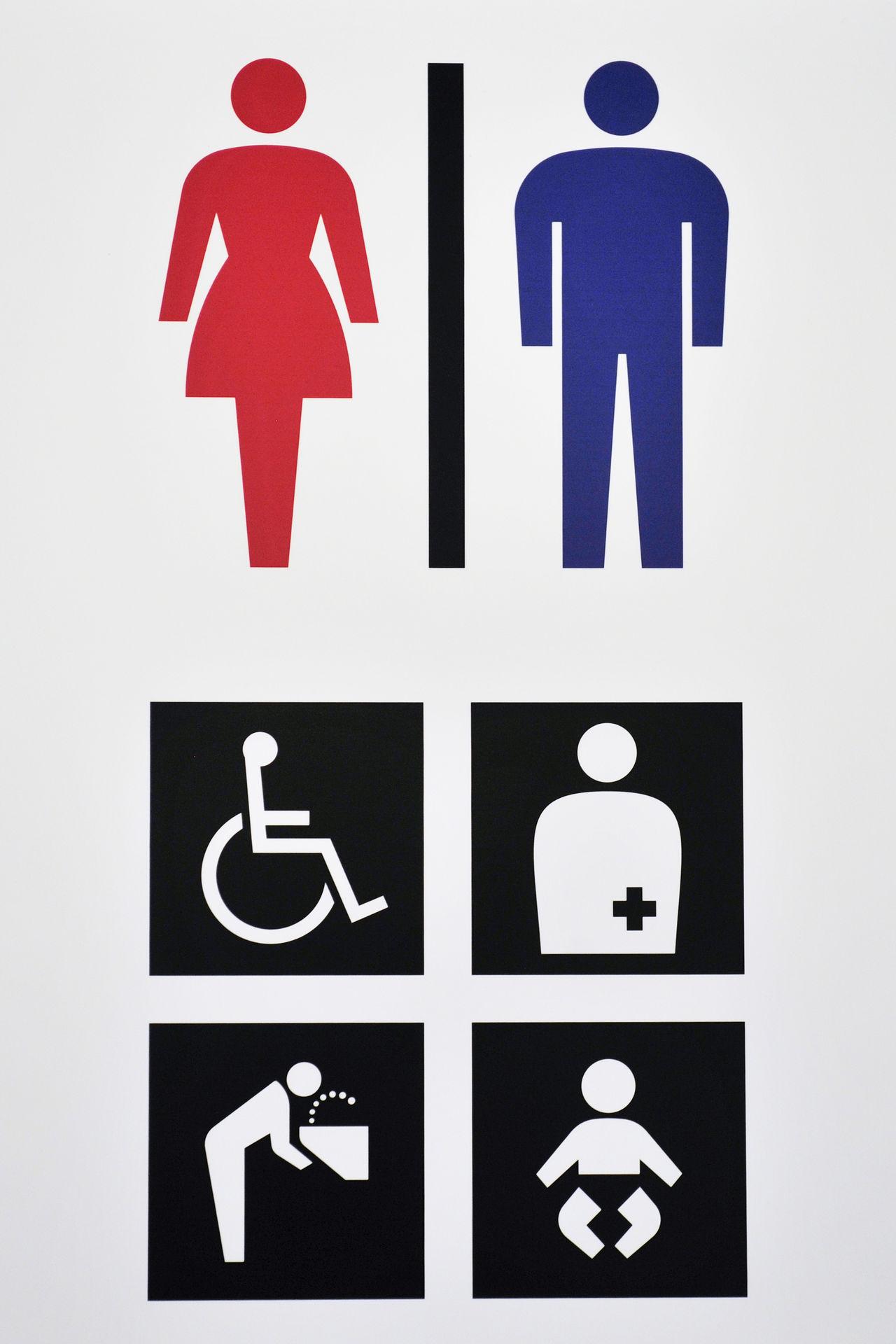 Japan S Toilet Signage Goes Global Nippon Com
