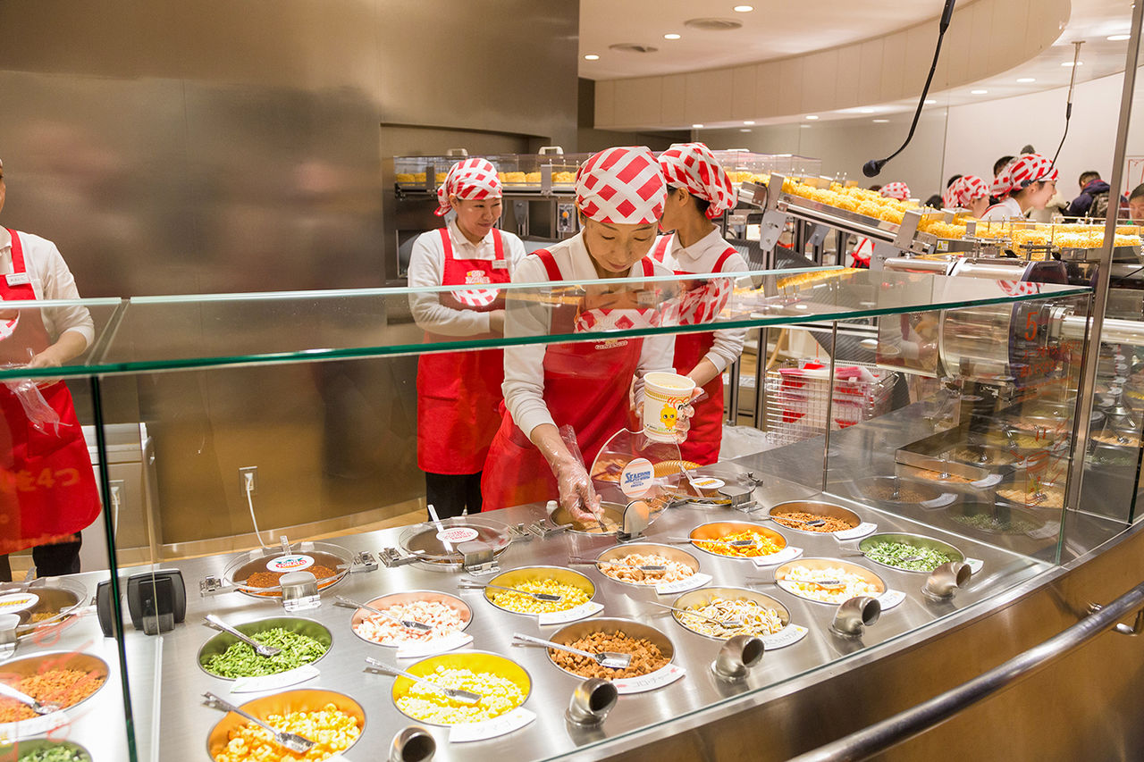 Cup Noodles Museum Osaka Ikeda: Design Your Very Own Instant Ramen