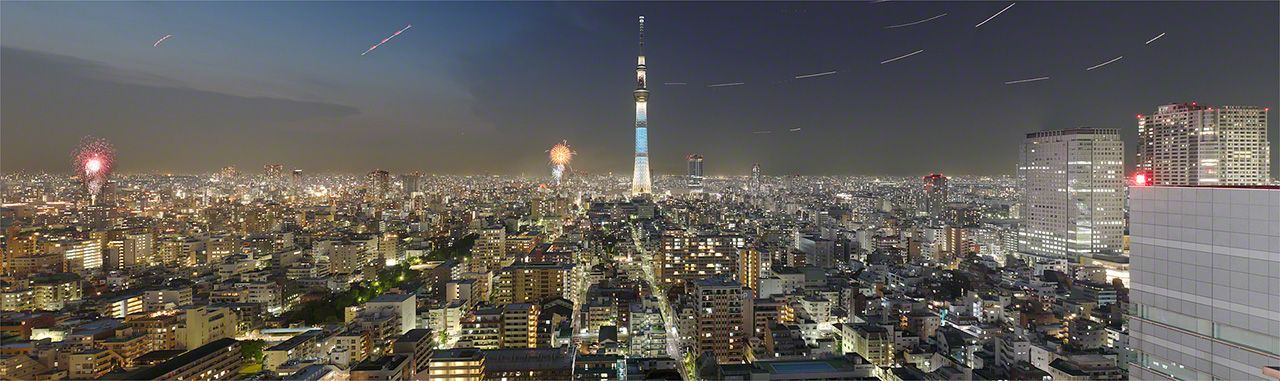 July 28, 2012<br>(Two months after Tokyo Skytree opens.)