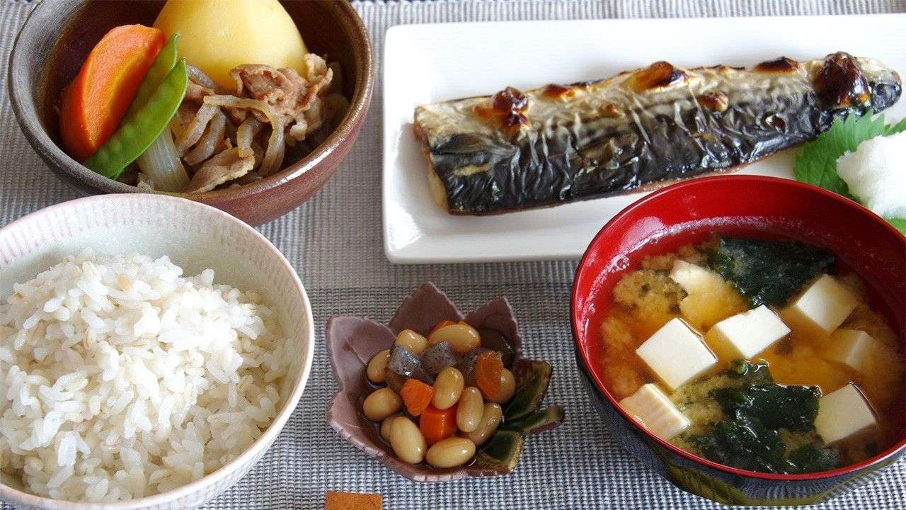 different diet plans that are japanese