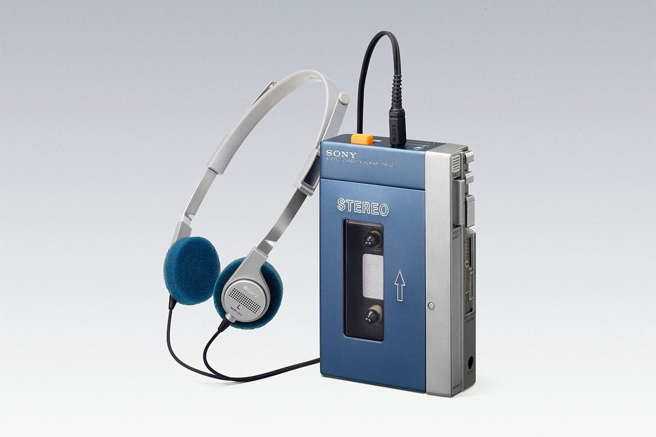 The original Walkman sold for ¥33,000.