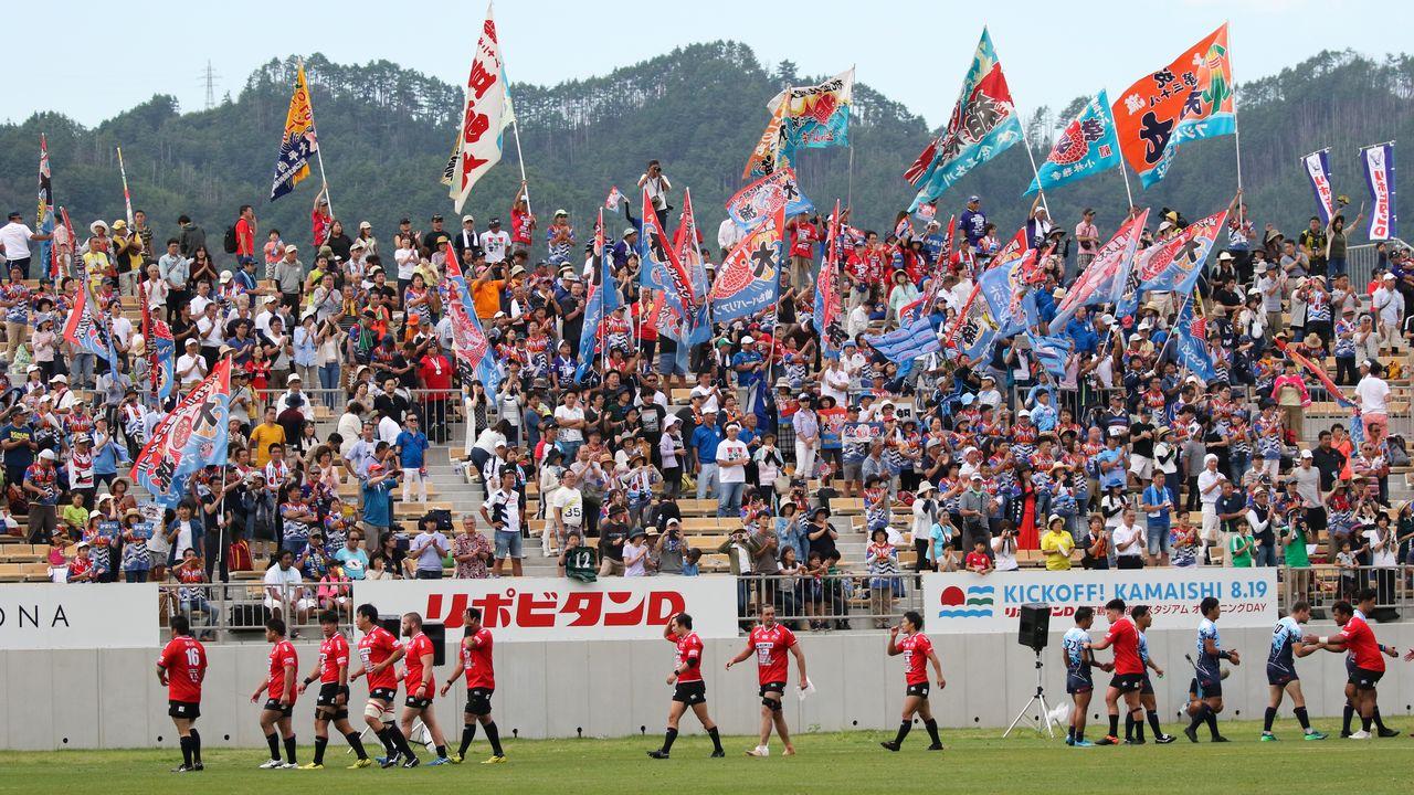 A Japanese Rugby Legend and Tōhoku's Stadium of Hope | Nippon.com