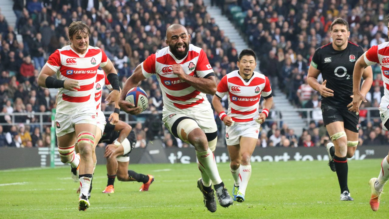 A Richly Diverse Team Flies the Flag for Japan: That's Rugby | Nippon.com