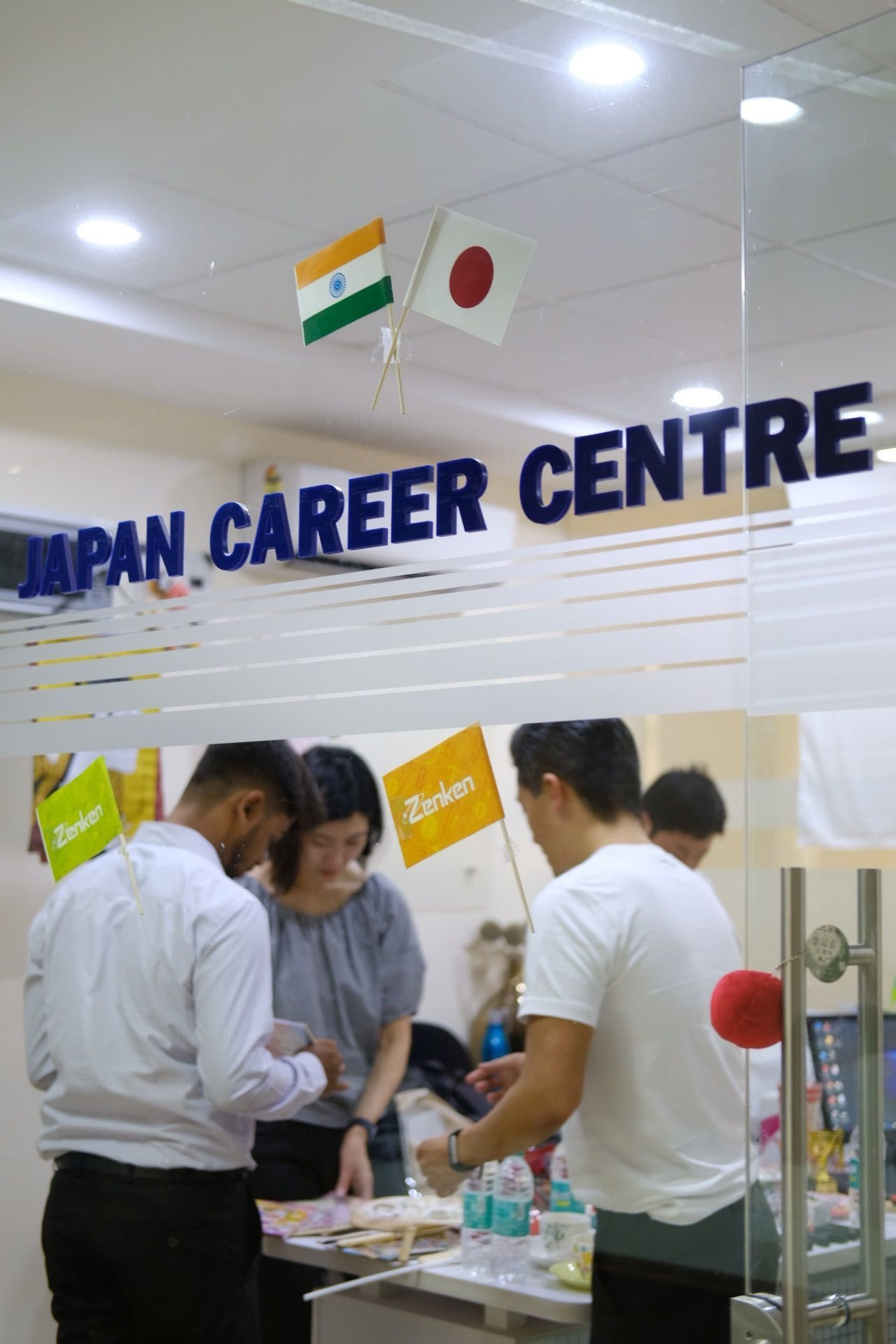 Zenken has opened Japan Career Centers in collaboration with Indian universities. (Courtesy Zenken)