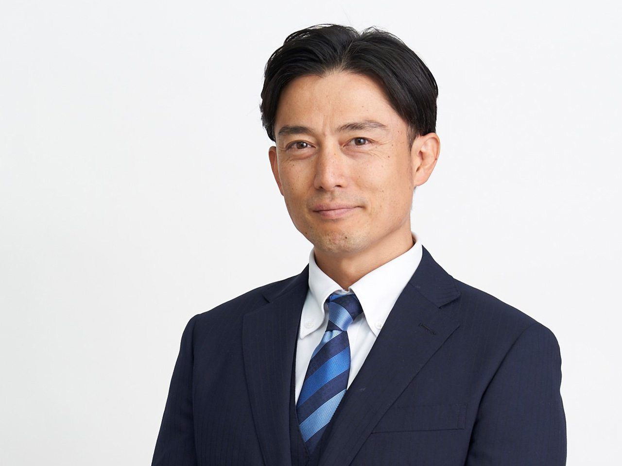 Kimura Yūichi of Zenken helps recruit overseas workers. (Courtesy Zenken)