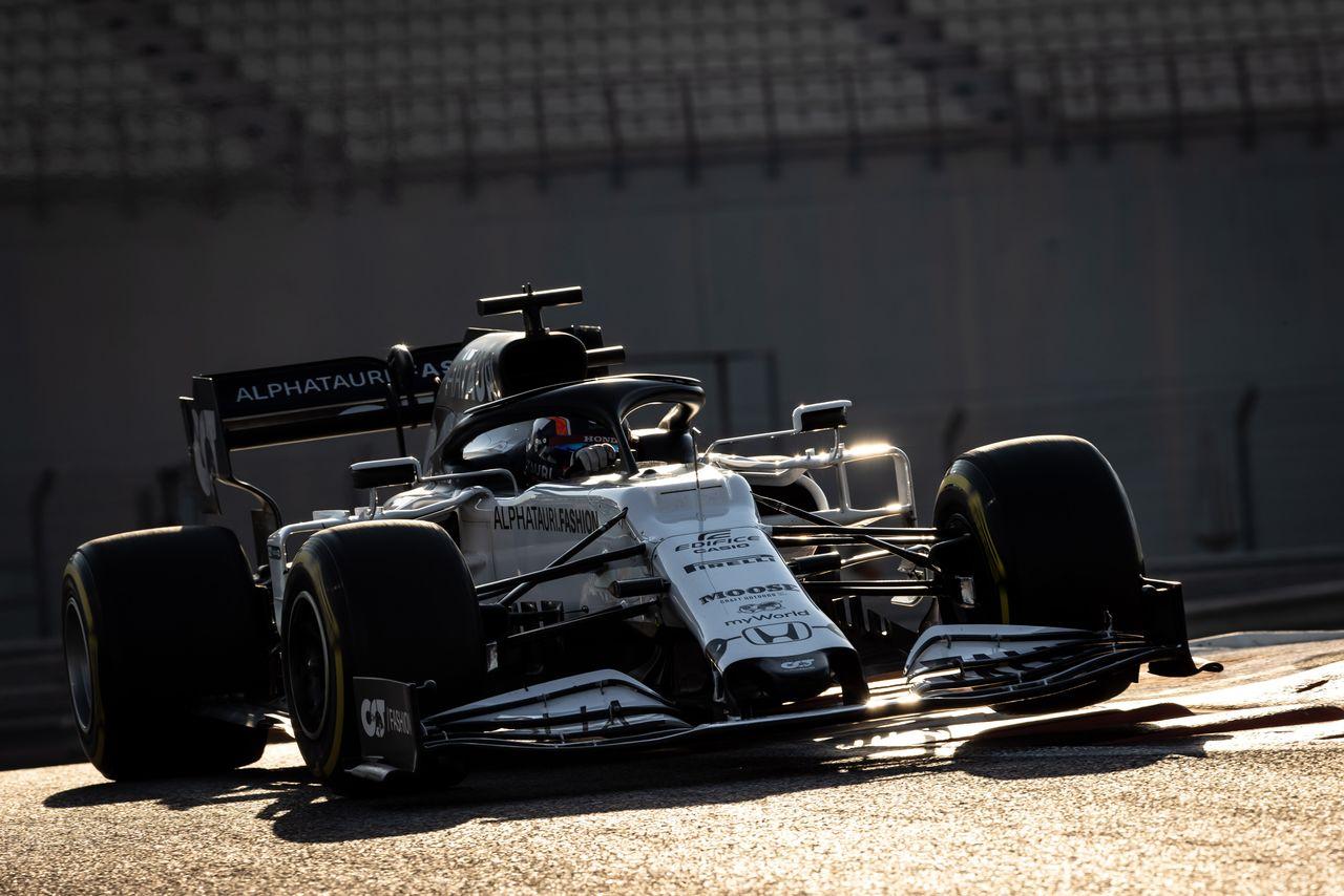 Tsunoda tampil mengesankan dalam uji coba Formula Satu keduanya di Abu Dhabi.