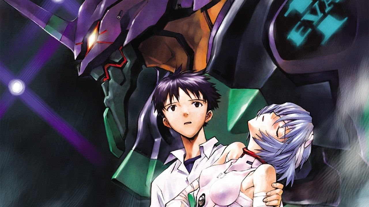 "Classic Anime ""Neon Genesis Evangelion"" to Thrill and"