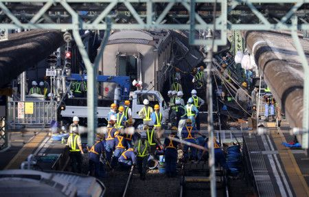 Railway Investiges Driver's Actions after Yokohama Collision