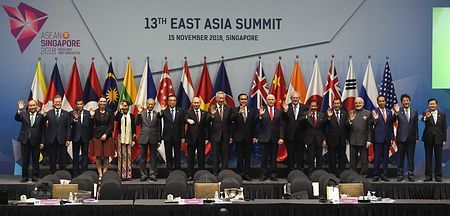 South China Sea Issues Hotly Debated at East Asia Summit
