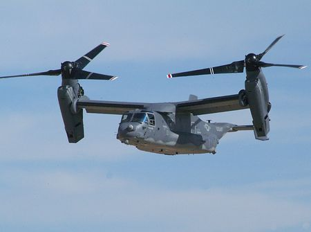 5 Ospreys to Arrive at U S  Air Base in Tokyo Suburbs