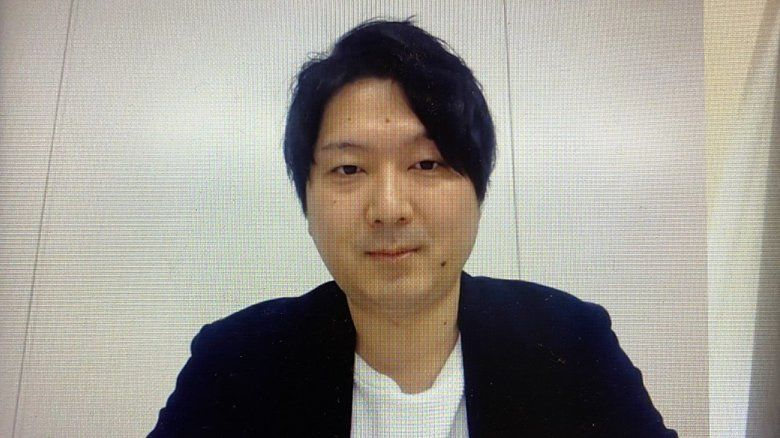 Tachibana Daichi, director of legal firm Bengo4.com, Inc., and manager of the Cloudsign business division.