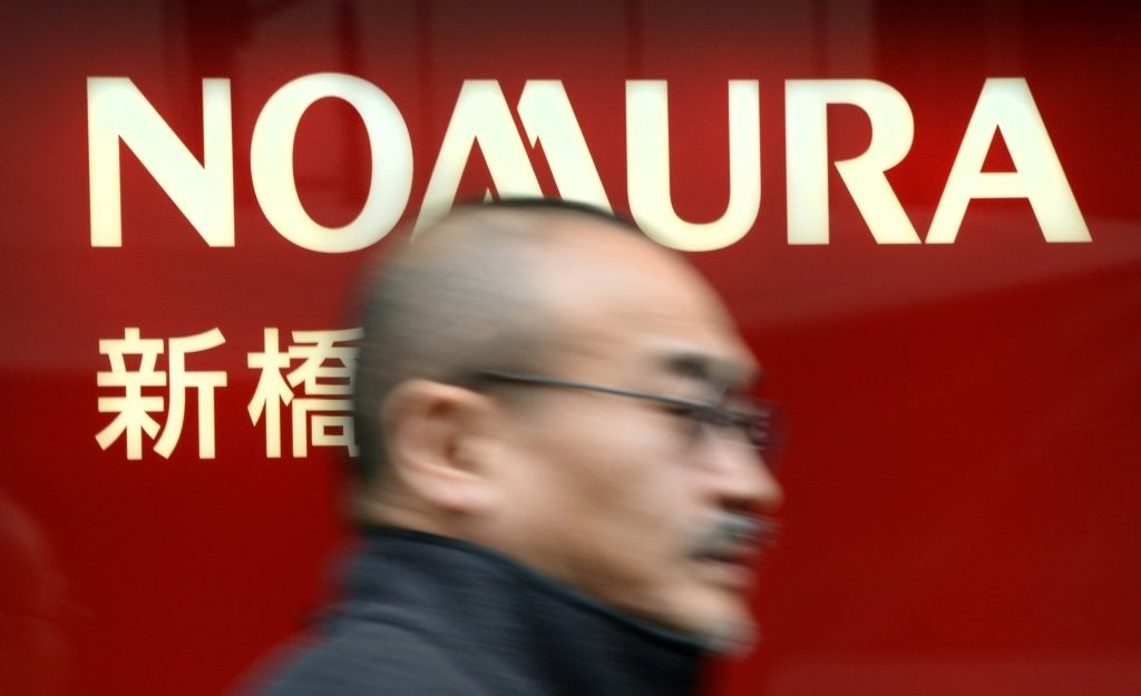 Nomura had already estimated it faced losses of around $2 billion dollars linked to its exposure. AFP