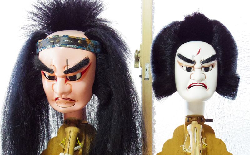 The Head Honcho A Meeting With A Top Puppet Craftsman Nippon Com