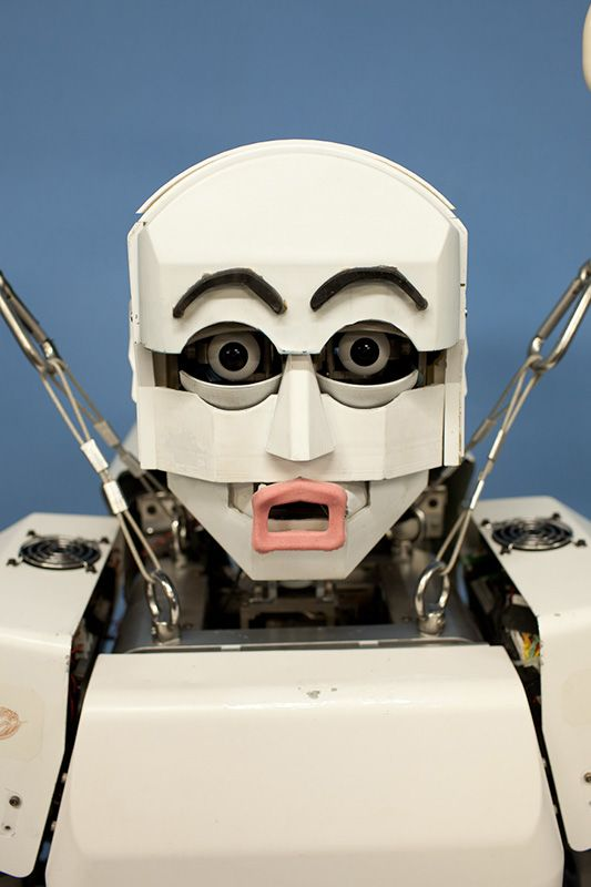 Leading the World in Humanoid Robotics | Nippon com