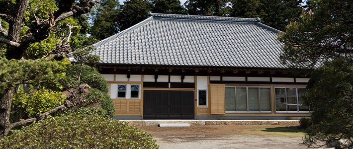 Wood, Mold, and Japanese Architecture | Nippon com