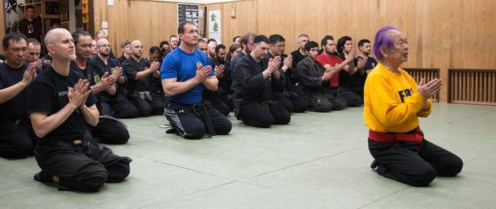Hatsumi Masaaki, the World's Most Famous Ninja, and His