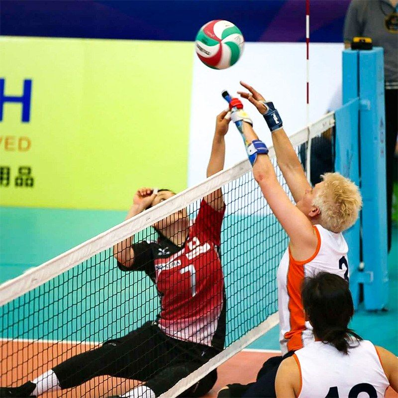 Kaneki Emi: Sitting Volleyball Playmaker Is Ambassador for