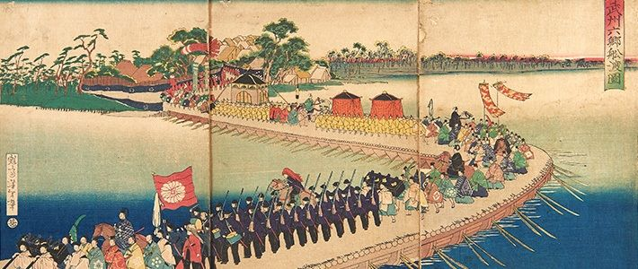 The Meiji Restoration: The End of the Shogunate and the Building of a  Modern Japanese State   Nippon.com