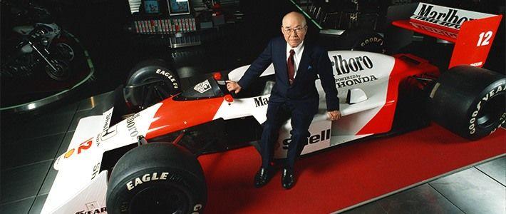 Honda Sōichirō: el hombre que levantó un imperio de la nada | Nippon.com
