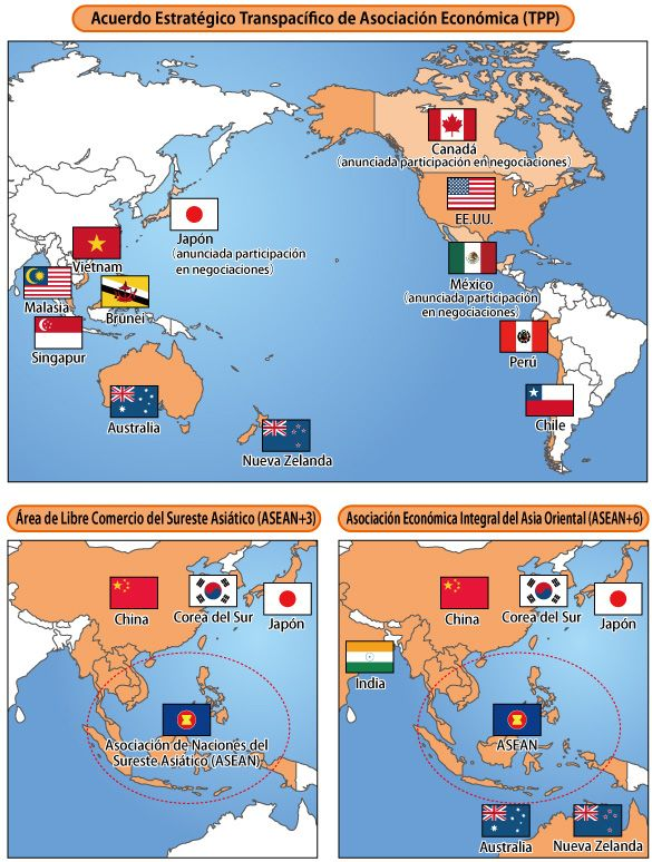 controversial trans pacific partnership agreement - 586×765