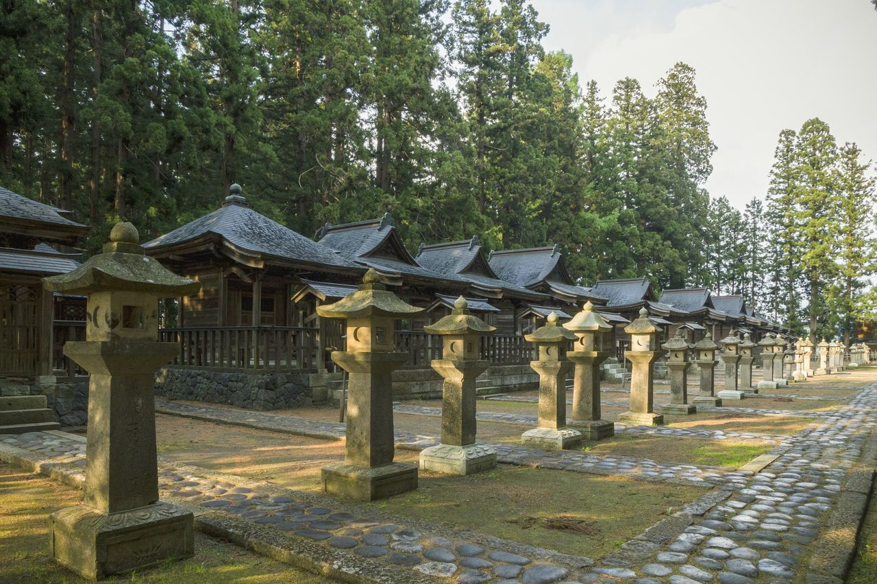 Fotografía cortesía de la Asociación de Productos Turísticos de la Prefectura de Yamagata.
