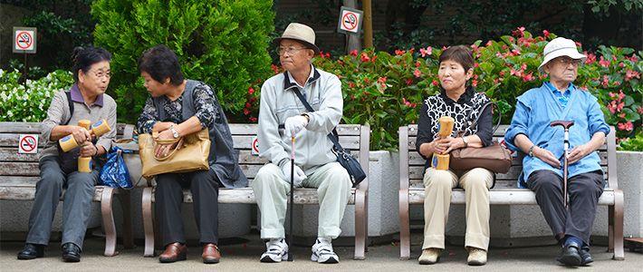 El consumo de la tercera edad en Japón | Nippon.com