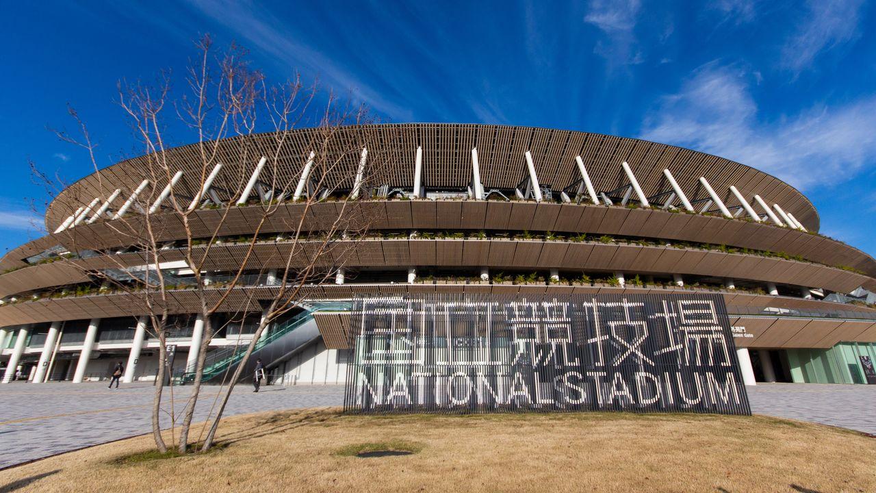 Inauguran el Estadio Nacional, sede principal de los Juegos Olímpicos y  Paralímpicos de Tokio | Nippon.com