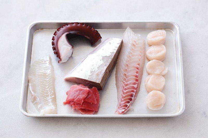 Recetas japonesas de pescado crudo