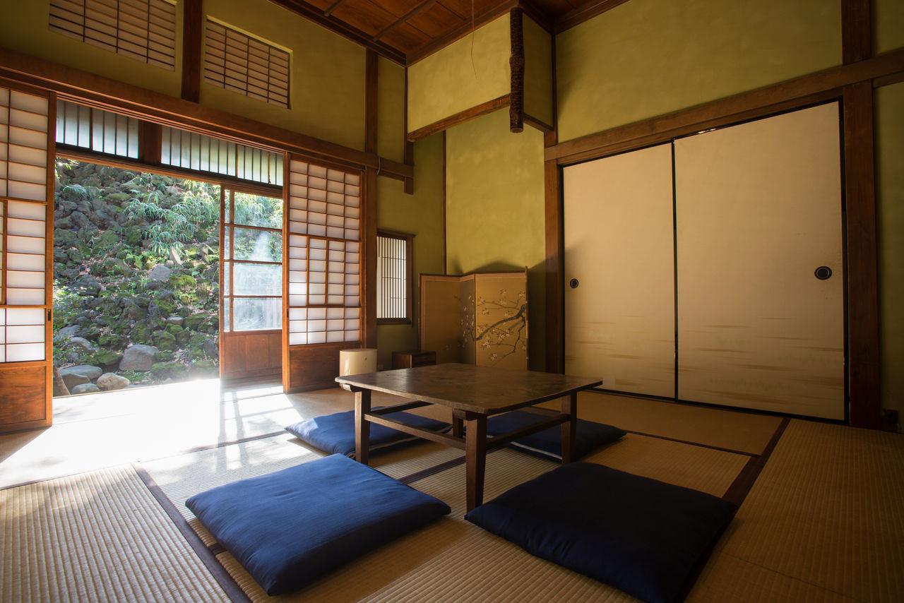 Interieur Maison Japonaise Traditionnelle l'auberge de jeunesse toco, à tokyo : un coup de foudre pour