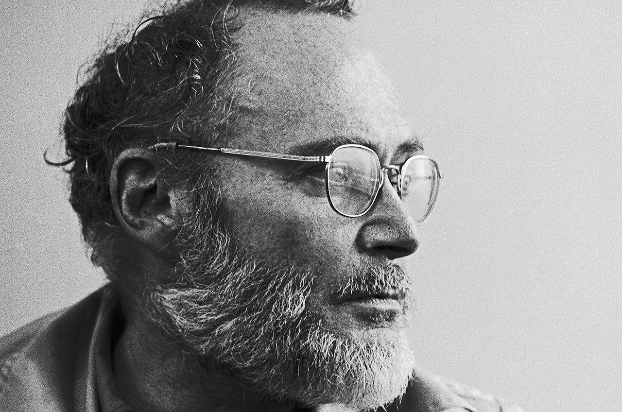 William Eugene Smith (Photo prise en 1972) - auteur inconnu