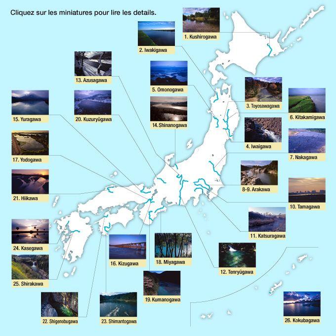 Diaporama Voyage Au Fil Des Cours D Eau Du Japon Nippon Com
