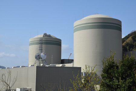 Les réacteurs 1 et 2 de la centrale de Takahama, préfecture de Fukui