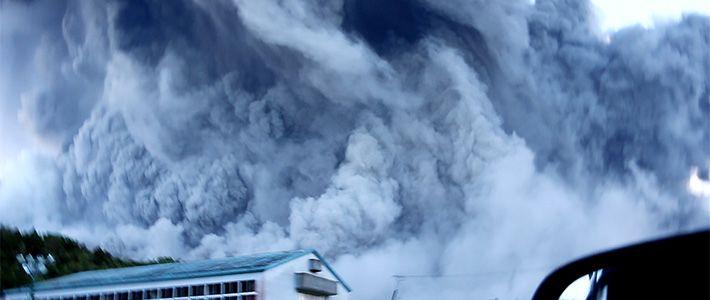 日本的火山活動:有可能進入「大規模噴發的準備階段」