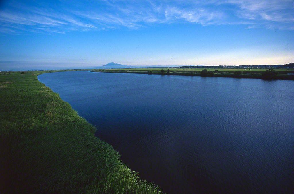 岩木川(攝影地:青森縣)