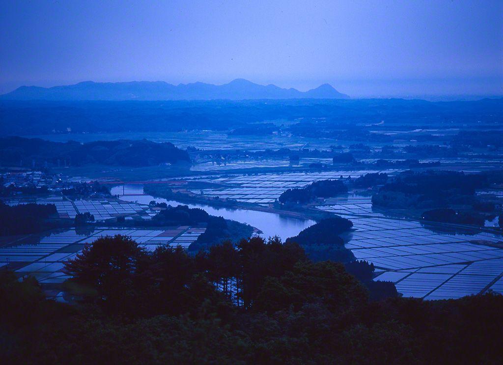雄物川(攝影地:秋田縣)