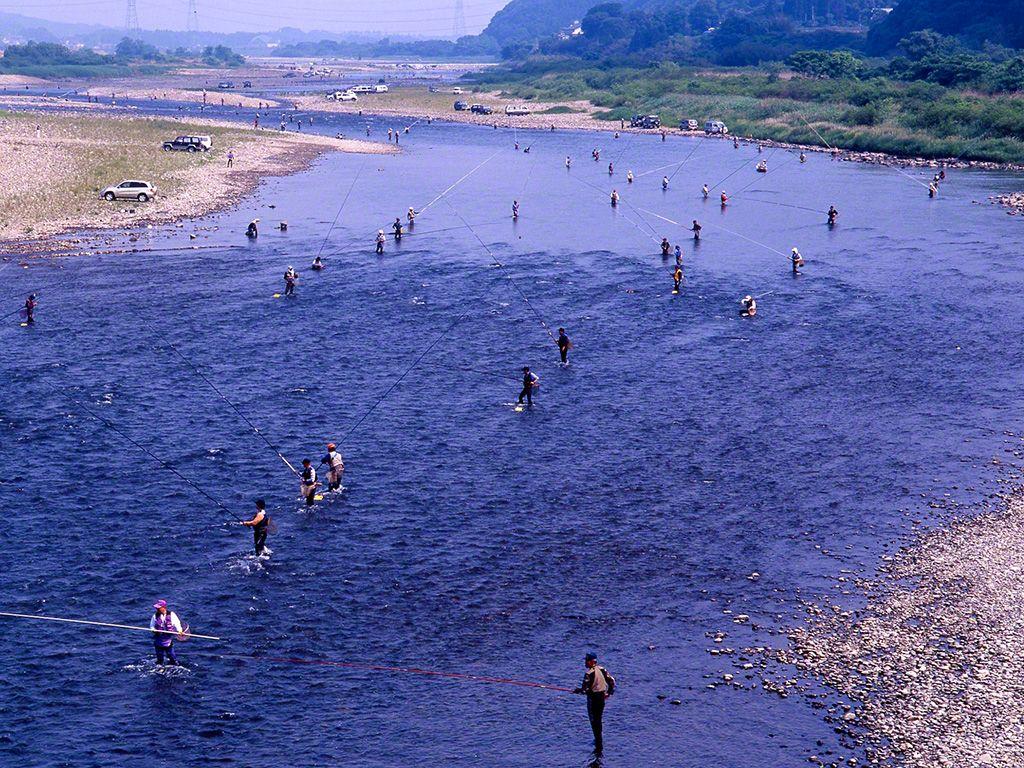 那珂川(攝影地:茨城縣)