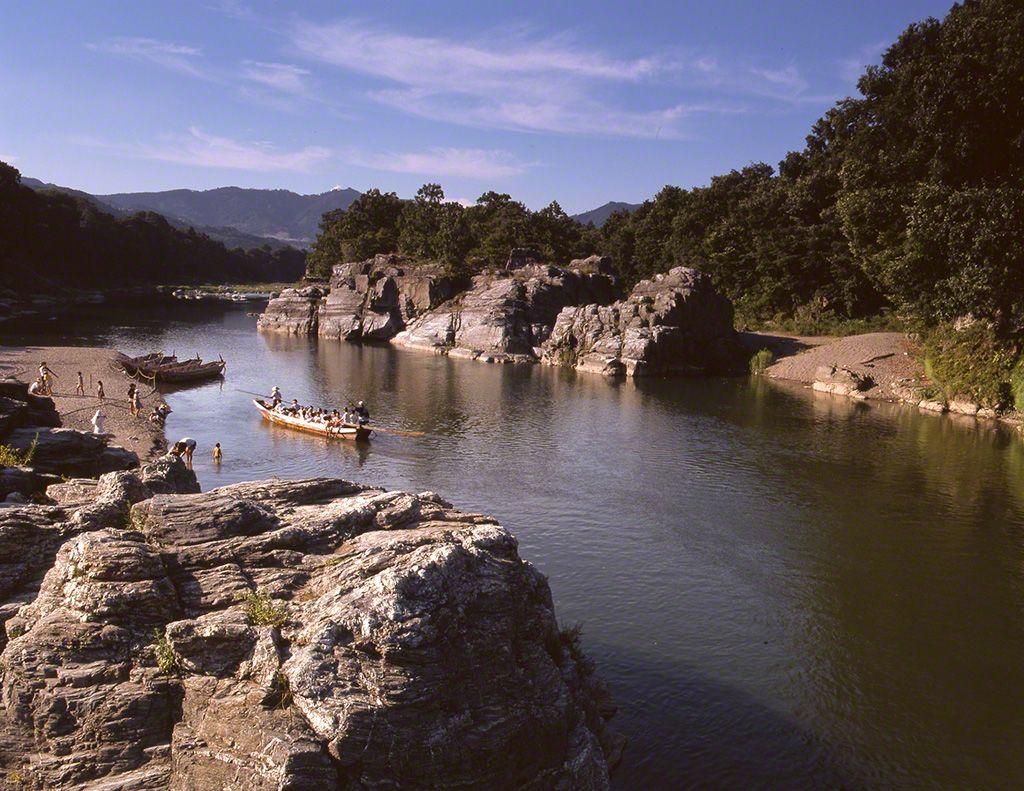荒川(攝影地:埼玉縣)