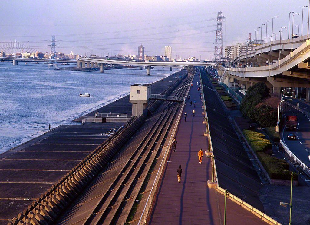 荒川(攝影地:東京都)