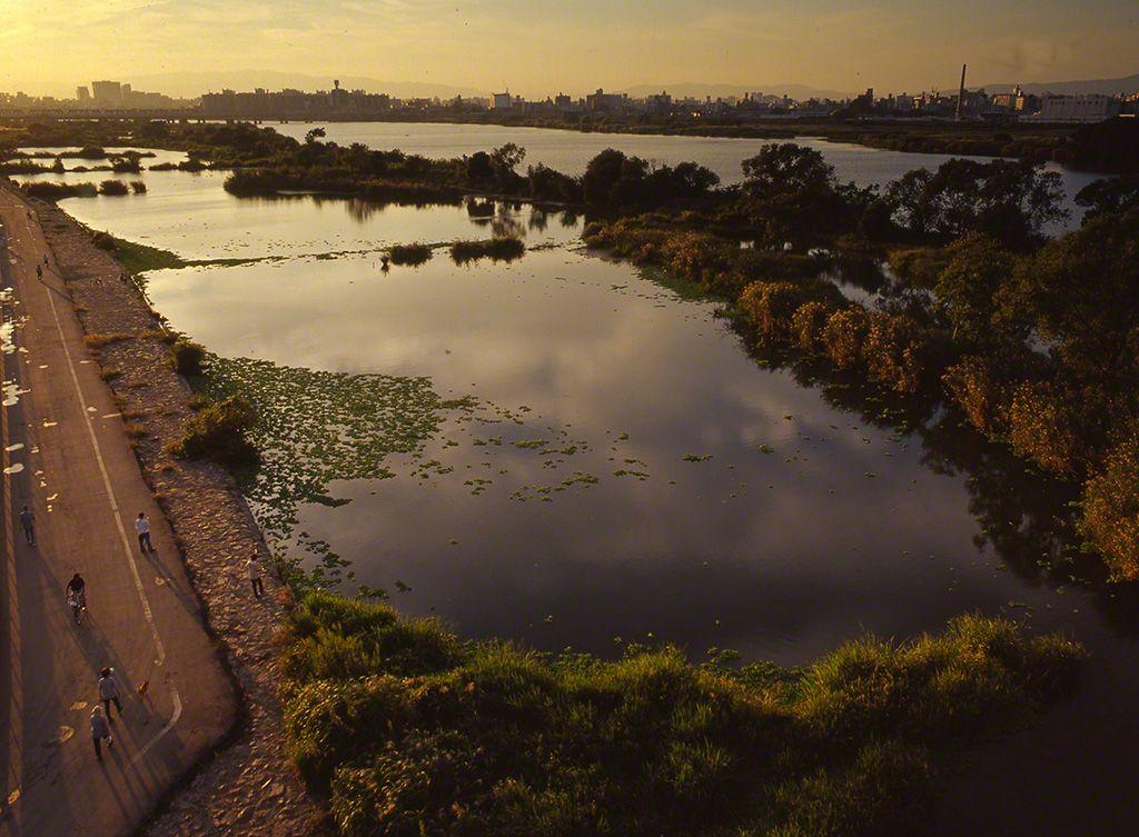 淀川(攝影地:大阪府)