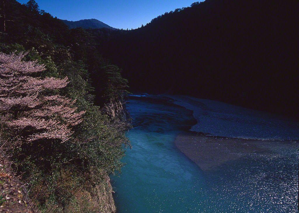 熊野川(攝影地:和歌山縣)