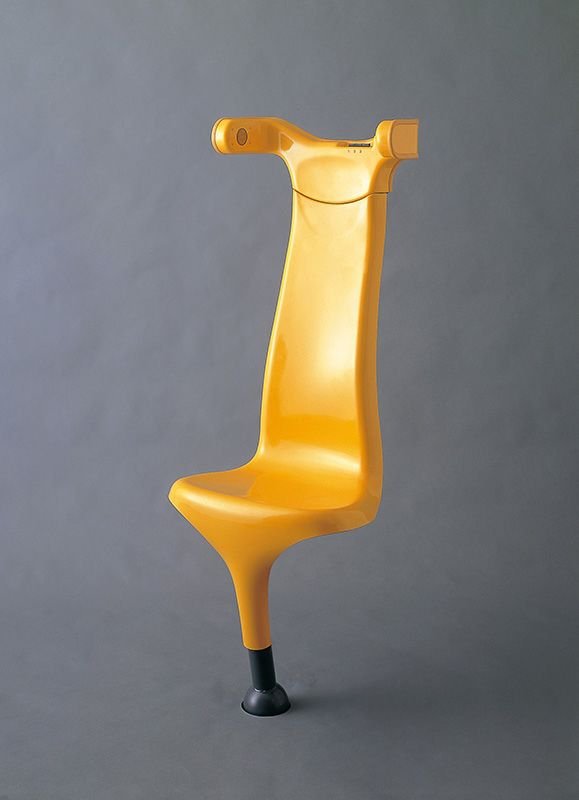 Multi Lingual Chair / 1992