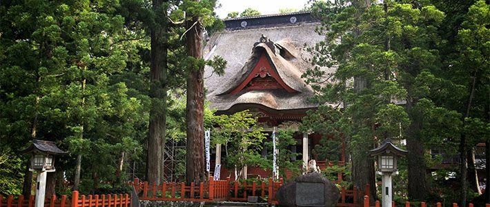 山形「出羽三山神社」:繼承山岳修行的傳統